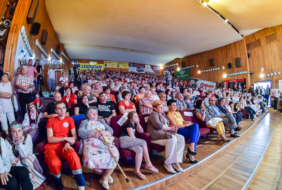 IV Międzynarodowy Festiwal Folklorystyczny - Opoczno 2014