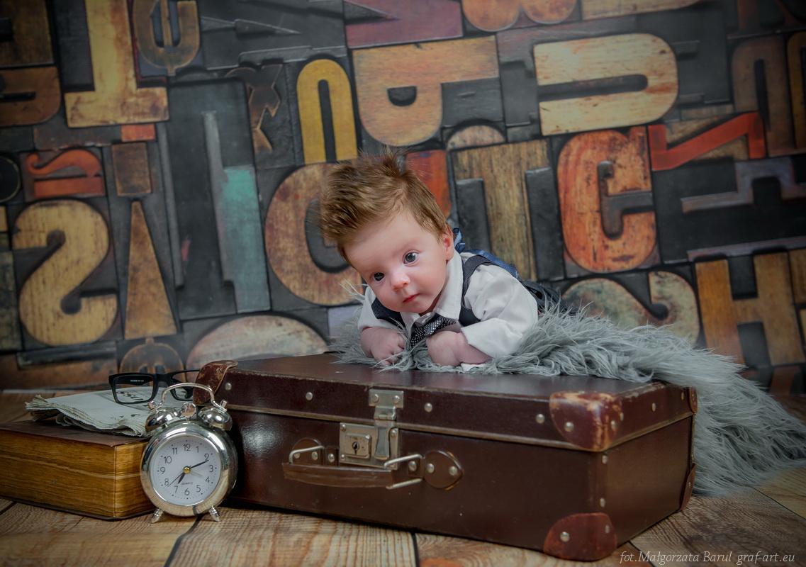 Sesja niemowlęca Opoczno